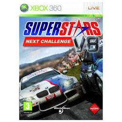 SUPERSTARS NEXT CHALLENGE V8[ENG] (używana) (X360)