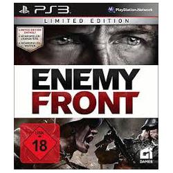 ENEMY FRONT[ENG I INNE] (używana) (PS3)