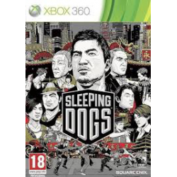 SLEEPING DOGS[ENG] (używana) (X360)