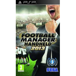 FOOTBALL MANAGER HANDHELD 2013[ENG] (używana) (PSP)