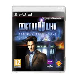 DOCTOR WHO THE ETERNITY CLOCK[ENG] (używana) (PS3)