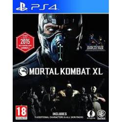 MORTAL KOMBAT XL[POL] (używana) (PS4)