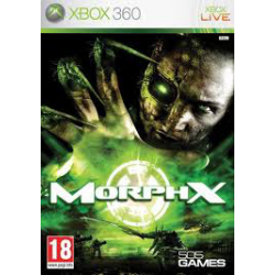 MORPHX[ENG] (używana) (X360)