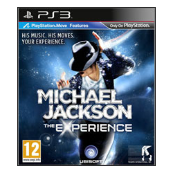 MICHAEL JACKSON THE EXPERIENCE[ENG] (używana) (PS3)