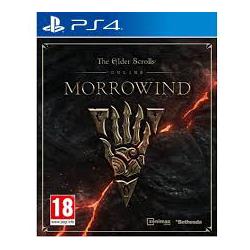 THE ELDER SCROLLS ONLINE MORROWIND[ENG] (nowa) (PS4)
