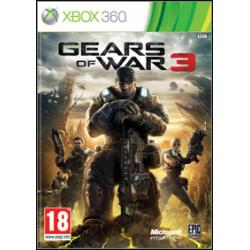 GEARS OF WAR 3[POL] (używana) (X360)