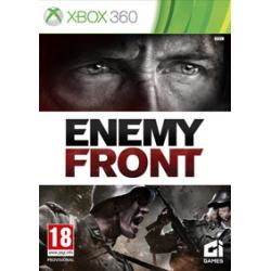 ENEMY FRONT[POL] (używana) (X360)