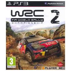 WRC 2 FIA WORLD RALLY CHAMPIONSHIP[ENG] (używana) (PS3)