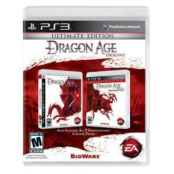 DRAGON AGE ORIGINS ULTIMATE EDITION[ENG] (nowa) (PS3)
