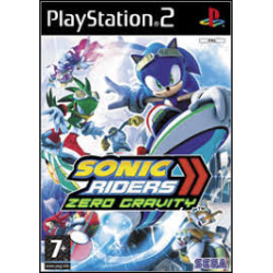SONIC RIDERS ZERO GRAVITY[ENG] (używana) (PS2)