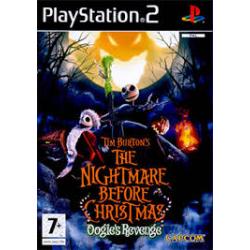 TIM BURTON'S THE NIGHTMARE BEFORE CHRISTMAS[ENG] (używana) (PS2)
