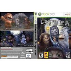 WHERE THE WILD THINGS ARE THE VIDEOGAME[ENG] (używana) (X360)