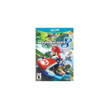 MARIO KART 8[ENG] (używana) (WiiU)