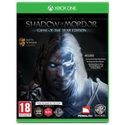 SHADOW OF MORDOR GAME OF THE YEAR EDITION[POL] (nowa) (XONE)