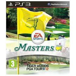 TIGER WOODS PGA TOUR 12[ENG] (używana) (PS3)