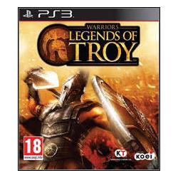 WARRIORS LEGEND OF TROY[ENG] (używana) (PS3)
