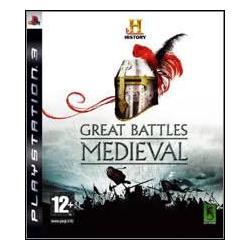 GREAT BATTLES MEDIEVAL (używana) (PS3)