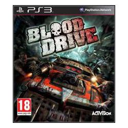 BLOOD DRIVE[ENG] (używana) (PS3)