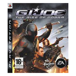G.I.JOE[ENG] (używana) (PS3)