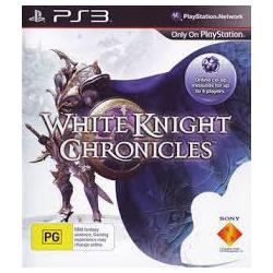 WHITE KNIGHT CHRONICLES[ENG] (używana) (PS3)