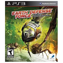 EARTH DEFENSE FORCE INSECT ARMAGEDDON[ENG] (używana) (PS3)
