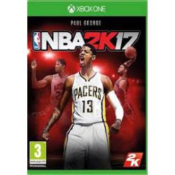 NBA 2K17[ENG] (nowa) (XONE)
