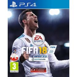 FIFA 18 [POL] (nowa) (PS4)