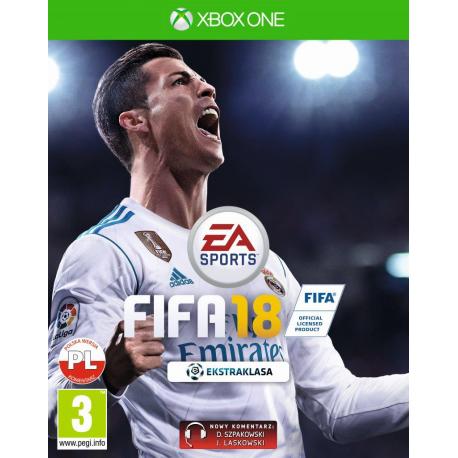 FIFA 18 [POL] (nowa) (XONE)