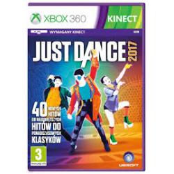 JUST DANCE 2017[ENG] (używana) (X360)