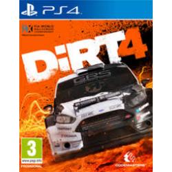 DIRT 4[POL] (używana) (PS4)
