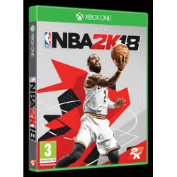 NBA 2K18[ENG] (nowa) (XONE)