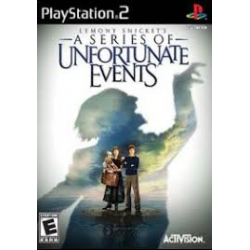 LEMONY SNICKET'S A SERIES OF UNFORTUNATE EVENTS[ENG] (używana) (PS2)