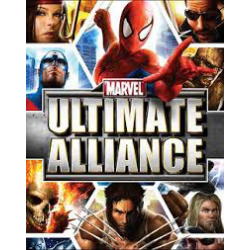 MARVEL ULTIMATE ALIANCE[ENG] (używana) (PS2)