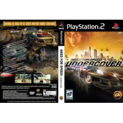 NEED FOR SPEED UNDERCOVER[ENG] (używana) (PS2)