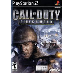 CALL OF DUTY[Inny] (używana) (PS2)