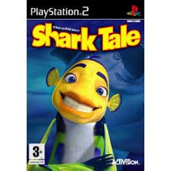 SHARK TALE[Inny] (używana) (PS2)