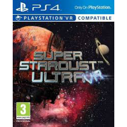 SUPER STARDUST ULTRA VR[ENG] (używana) (PS4)