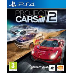 PROJECT CARS 2[POL] (nowa) (PS4)