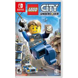 LEGO CITY UNDERCOVER[ENG] (nowa) (Switch)