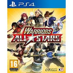 WARRIORS ALL STARS[ENG] (nowa) (PS4)