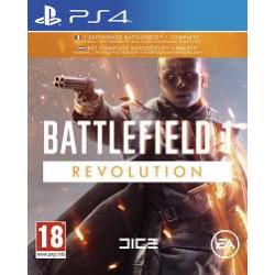BATTLEFIELD 1 REVOLUTION[POL] (nowa) (PS4)