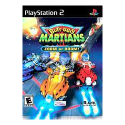 BUTT UGLY MARTIANS ZOOM OR DOOM[ENG] (używana) (PS2)