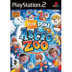 EYE TOY PLAY ASTRO ZOO[POL] (używana) (PS2)