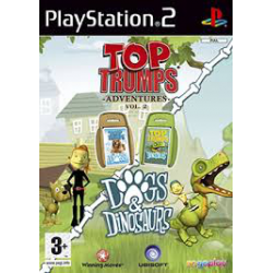 TOP TRUMPS ADVENTURE VOL.2[ENG] (używana) (PS2)