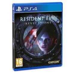 RESIDENT EVIL REVELATIONS[ENG] (nowa) (PS4)