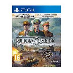 SUDDEN STRIKE 4[ENG] (nowa) (PS4)