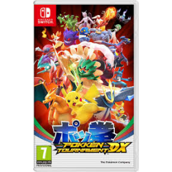 POKKEN TOURNAMENT DX[ENG] (nowa) (Switch)