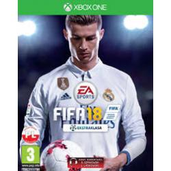 FIFA 18[POL] (używana) (XONE)