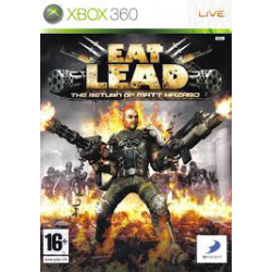 EAT LEAD THE RETURN OF MATT HAZARD[ENG] (używana) (X360)