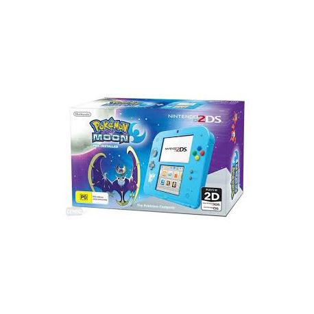 NINTENDO 2 DS POKEMON MOON [ENG] (używana) (3DS)